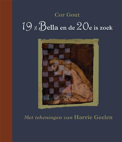 Cover 19 x Bella en de 20e is zoek