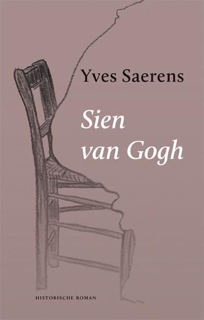 Cover Sien van Gogh
