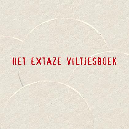 Het Extaze viltjesboek