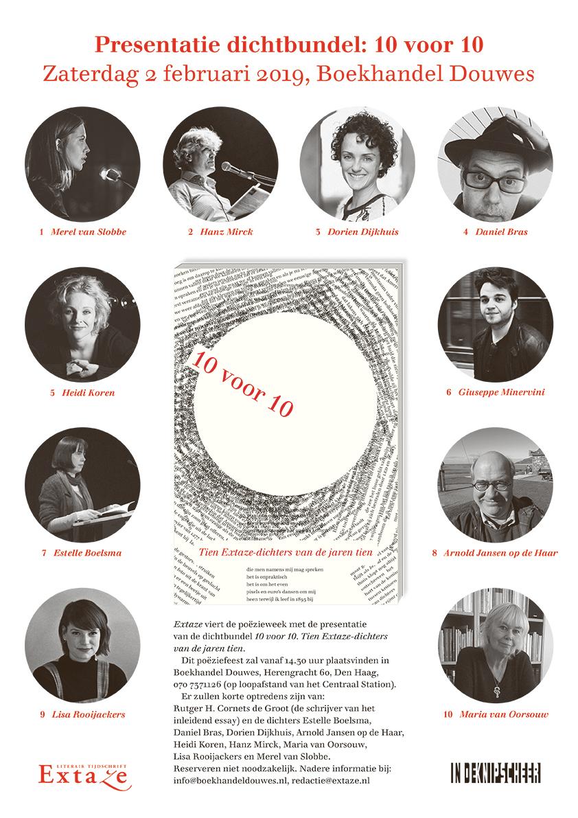 poster 10 voor 10